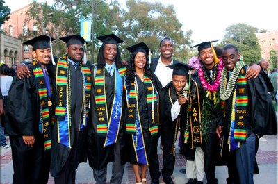 Be a Part of the Afrikan Graduation Ceremony   6/14/15   Ralph J